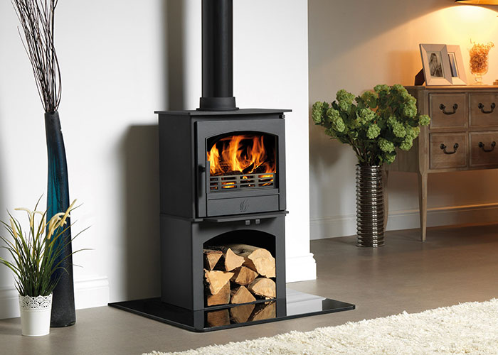 ACR Stoves: Earlswood Logstore
