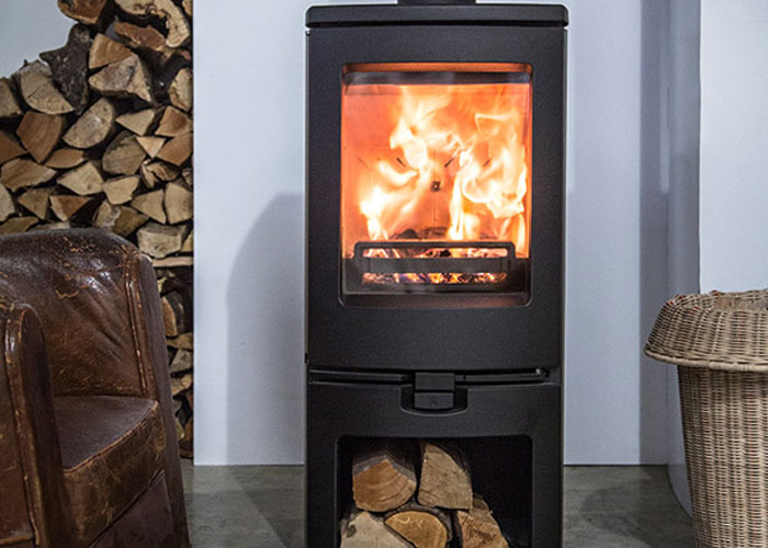 Charnwood Stoves: Arc 7 Store Stand