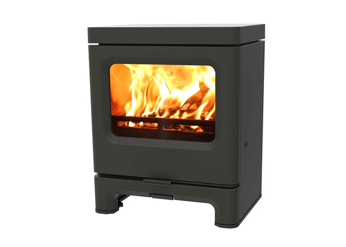 Charnwood Stoves: Skye 5 Low