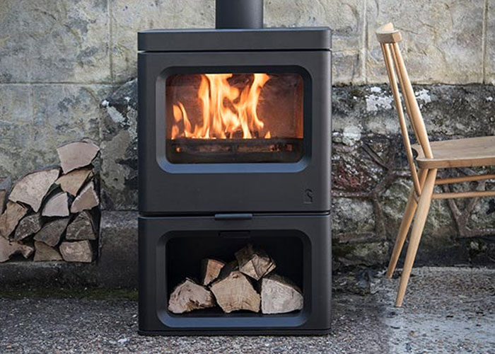 Charnwood Stoves: Skye 5 Store Stand