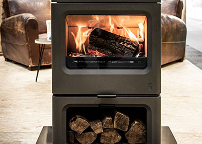 Charnwood Stoves: Skye 7 Store Stand